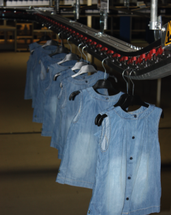 convoyeur textile