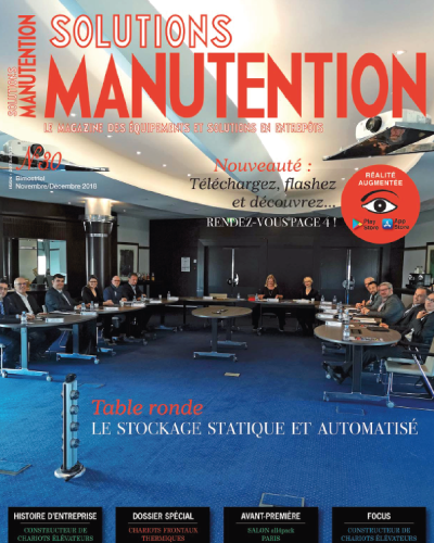 Solution Manutention & Transitic